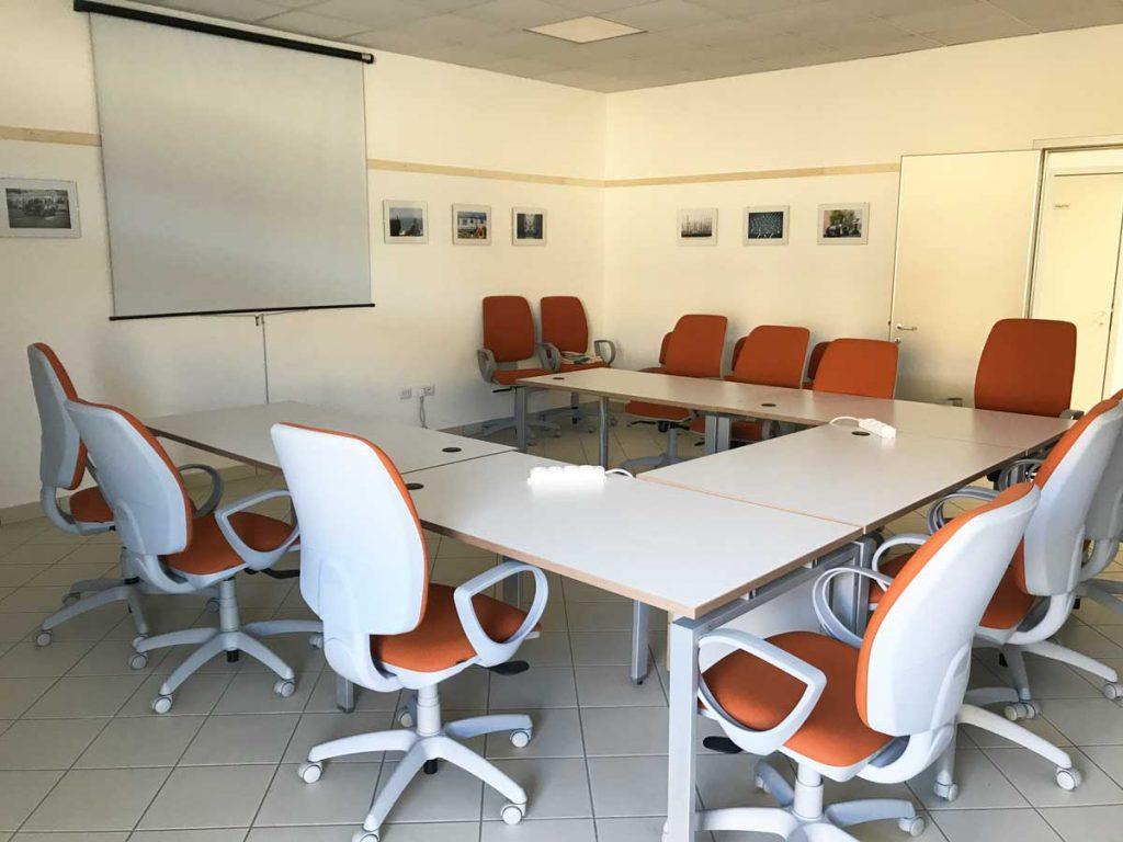Sala riunioni coLABoRA