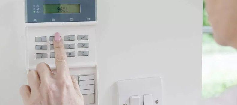 antifurto casa sicura