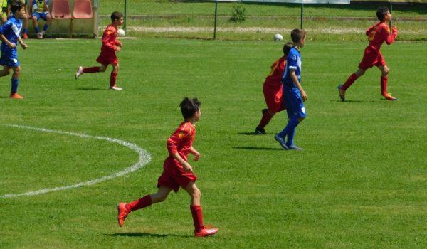 Attività sportiva bambini